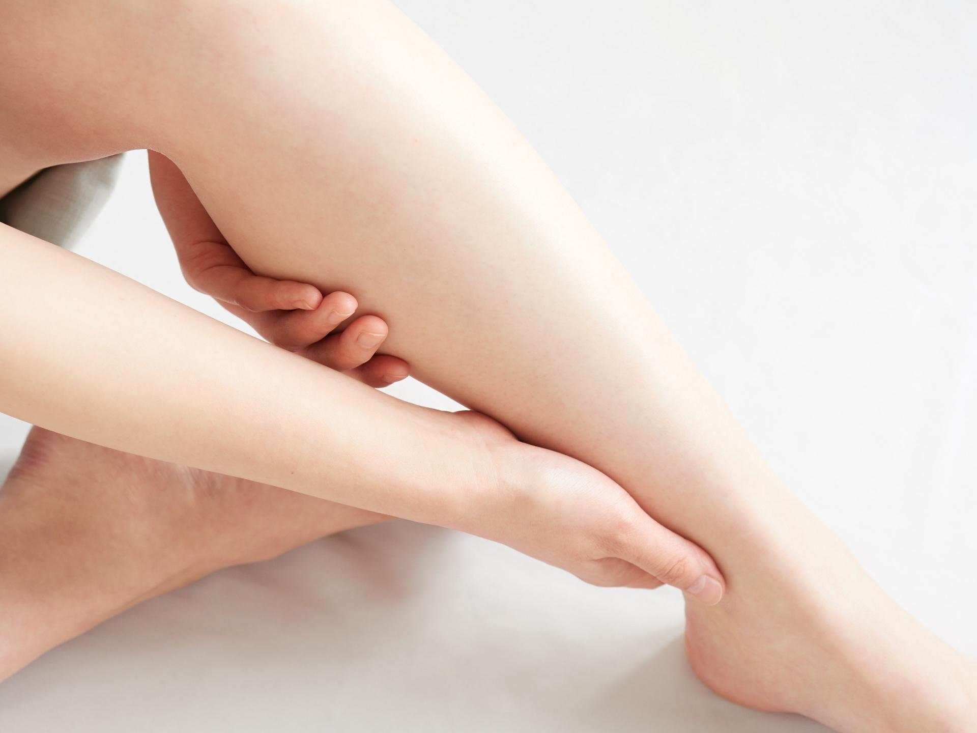 足太いのはセルライトのせい?