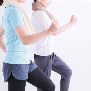 運動で足が太くなる