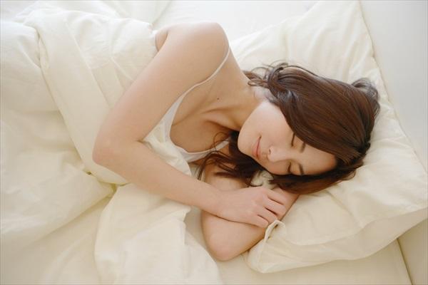 夜寝るときに着圧ソックス