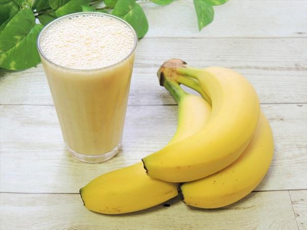 足のむくみにバナナ